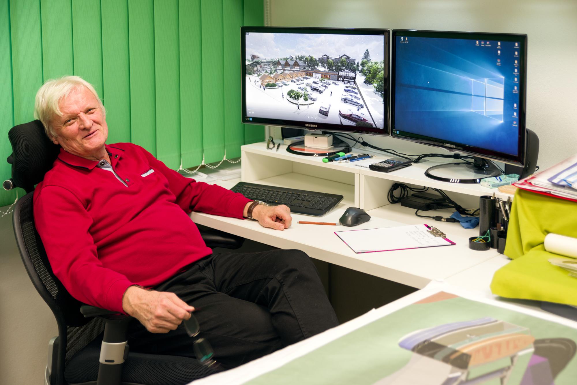 Ing. Jaroslav Moravčík